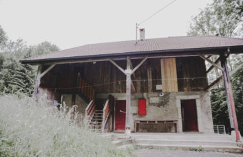 Chalet d'Andey
