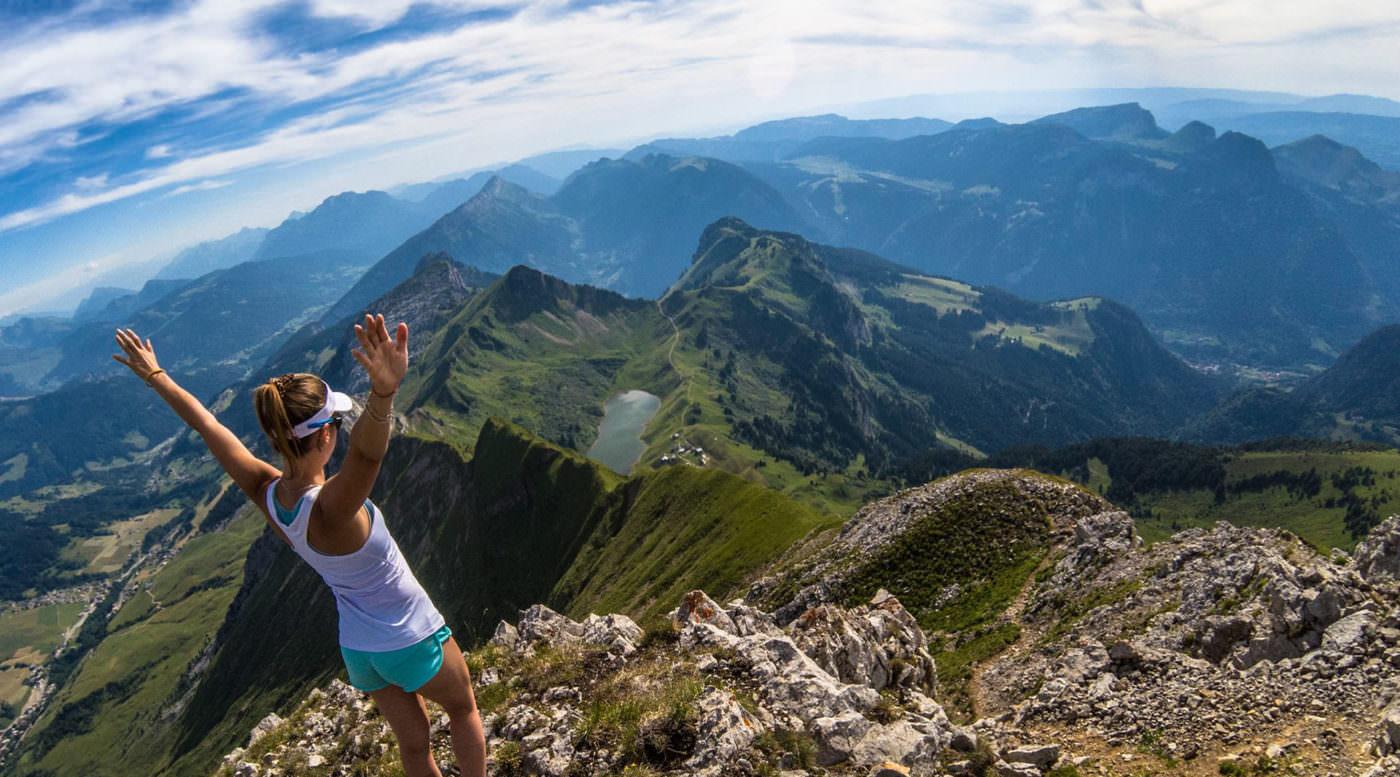 Lac de Lessy - Explore Haute Savoie