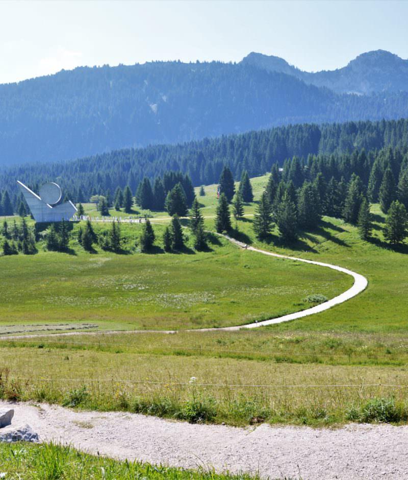 Plateau des Glières - Eté (1)