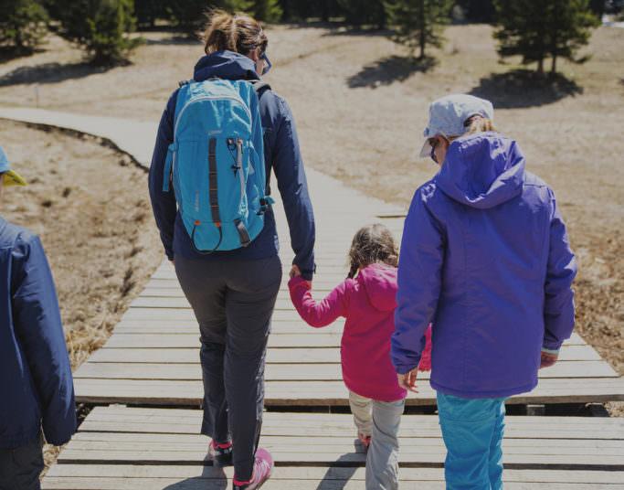 Plateau des Glières - Moment en famille - rando (31)