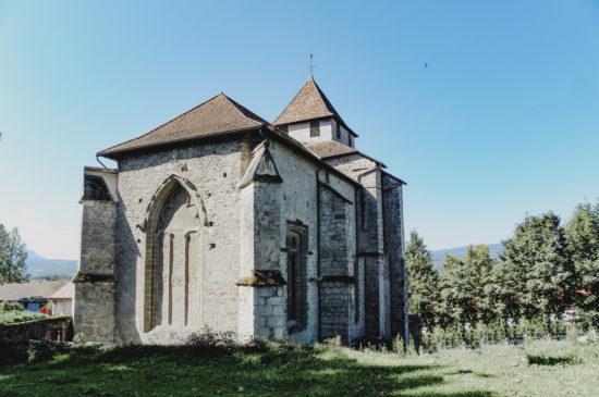 Le prieuré de Contamine-sur-Arve