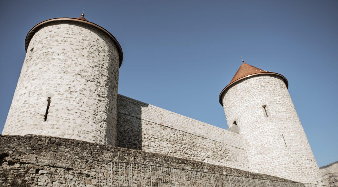 Château des Sires de Faucigny 2019