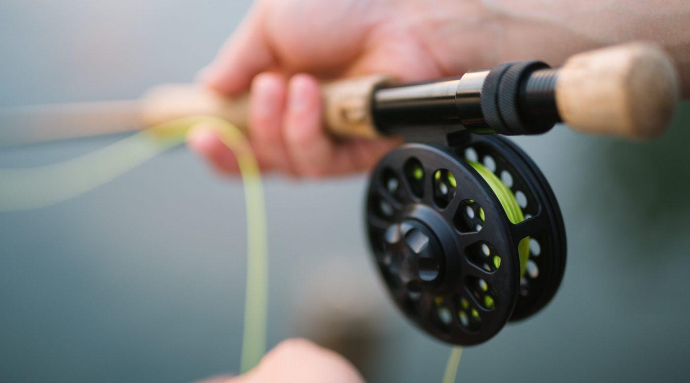 Moulinet pêche