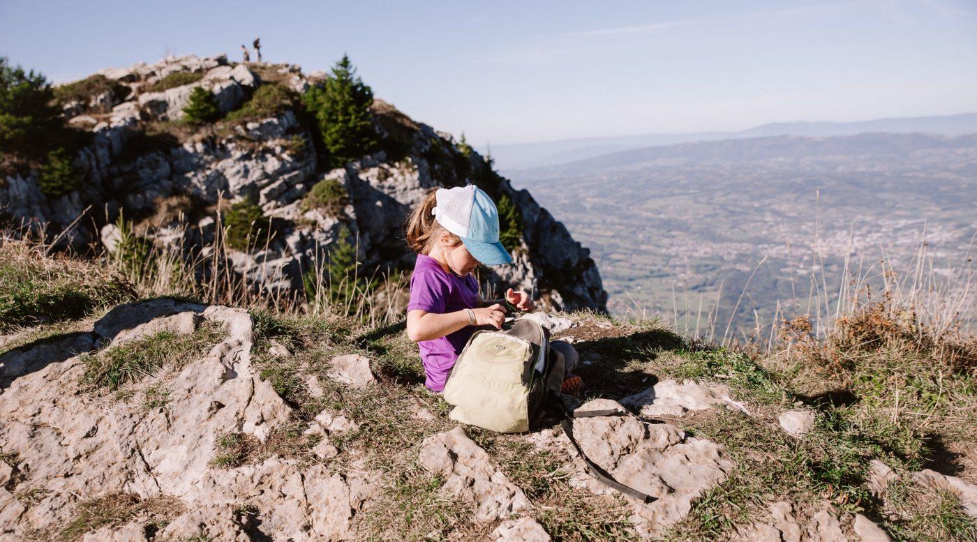 Plateau de solaison- Pointe d'Andey