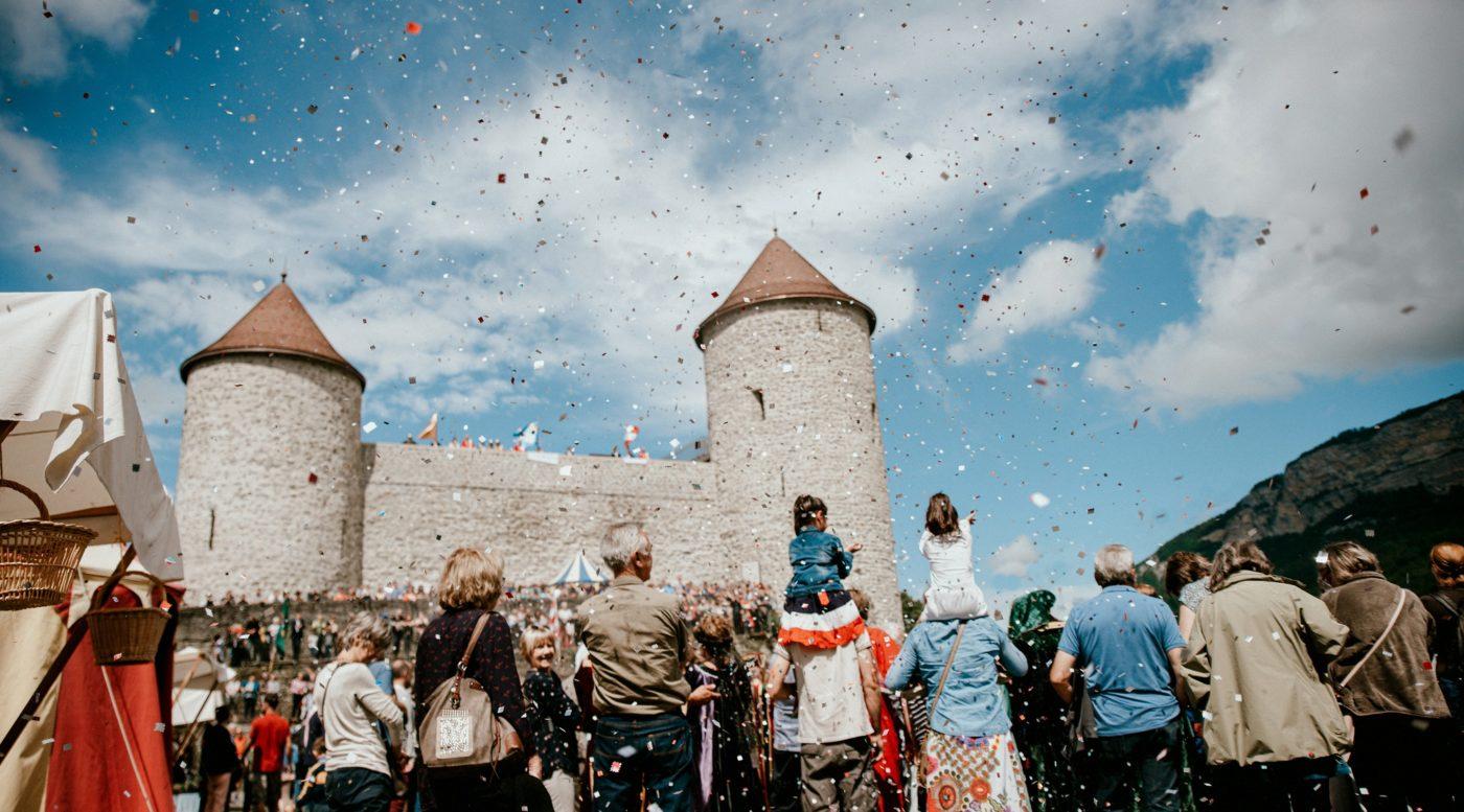 15 juin château