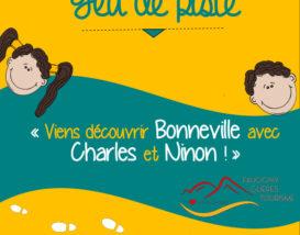 Jeu de piste : Viens découvrir Bonneville avec Charles et Ninon dès 6 ans