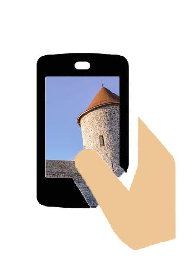 Jeu numérique château