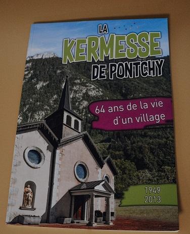 Livre la kermesse de Pontchy