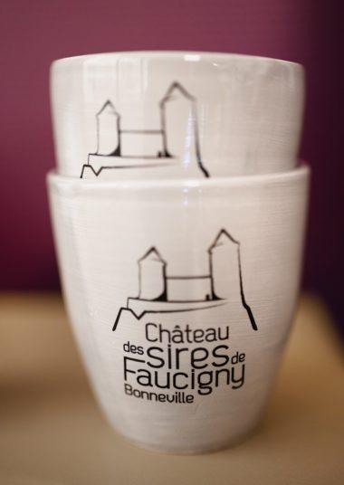 Tasse Château des Sires de Faucigny