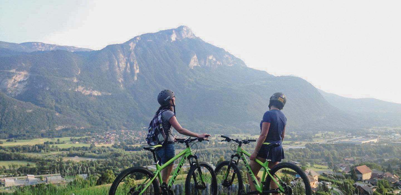 Escapade en vélo dans les vignes 2