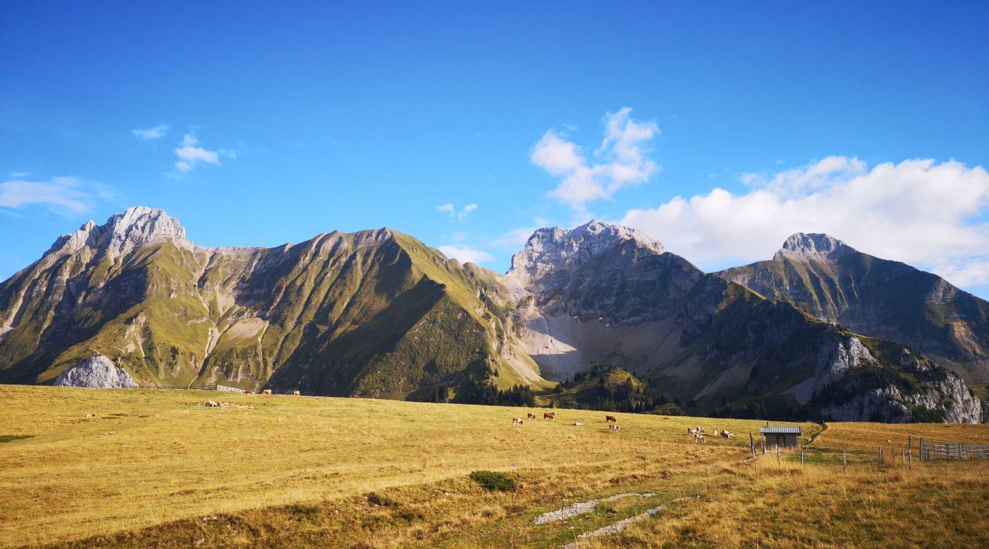 Plateau de Cenise sept 2020