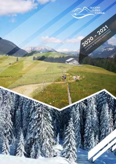 Brochure Faucigny glieres Tourisme 2020-2021