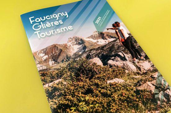 Faucigny Glières Tourisme, brochure été 2021