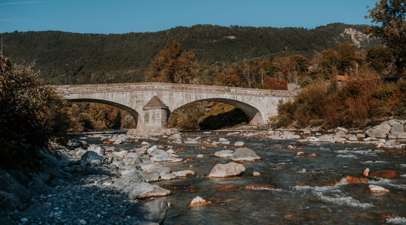 Vieux pont de Marignier